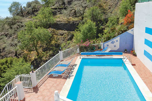 £1264.00 for Andalucia self catering holiday