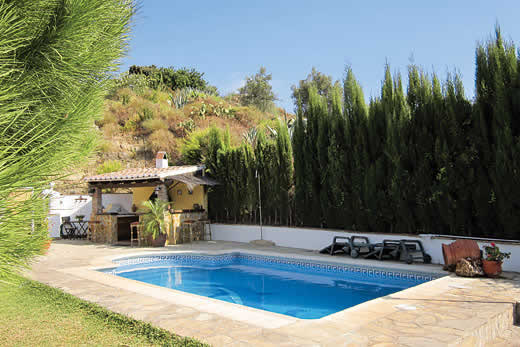 £928.00 for Andalucia self catering holiday