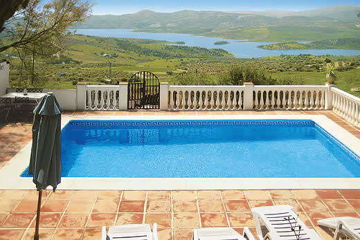 £612.00 for Andalucia self catering holiday