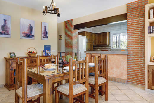 £544.00 for Andalucia self catering holiday