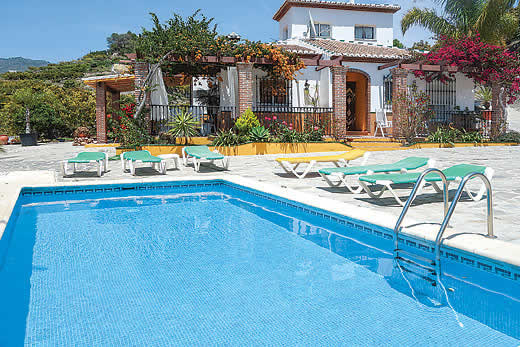 £349.00 for Andalucia self catering holiday
