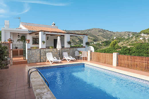 £366.00 for Andalucia self catering holiday