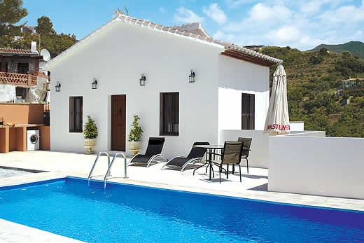 £628.00 for Andalucia self catering holiday