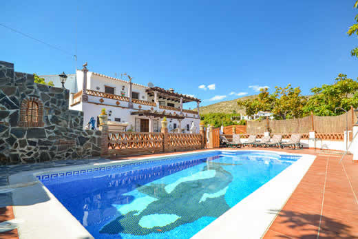 £607.00 for Andalucia self catering holiday