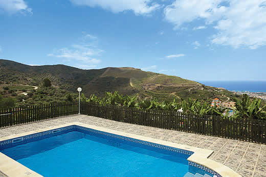 £408.00 for Andalucia self catering holiday