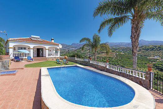 Andalucia a great place to enjoy a self catering holiday