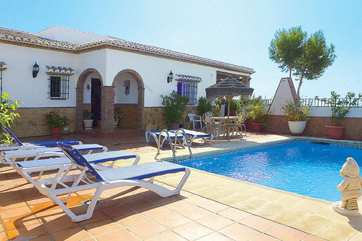 Holiday offer for Andalucia self catering