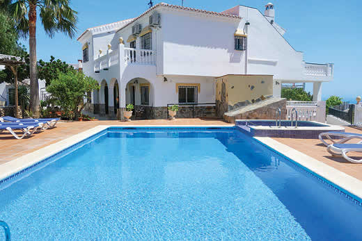 £1793.00 for Andalucia self catering holiday