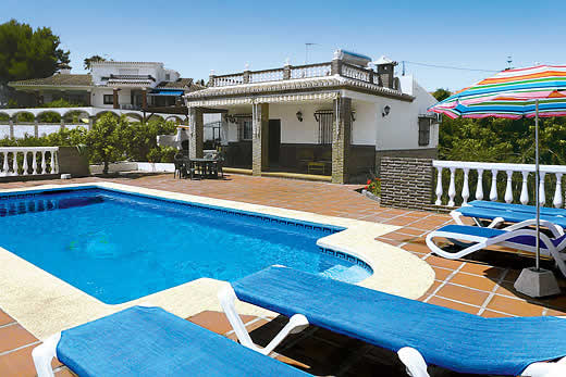 £625.00 for Andalucia self catering holiday