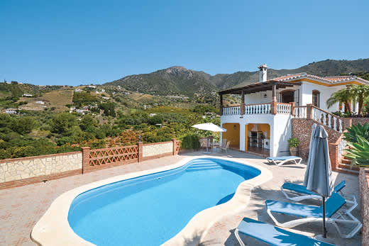 £513.00 for Andalucia self catering holiday