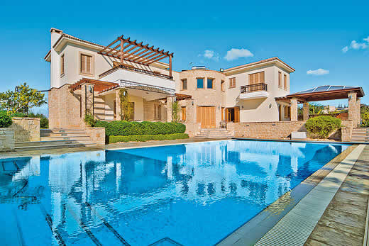 Holiday photo of Aphrodite Hills Elite 233 villa