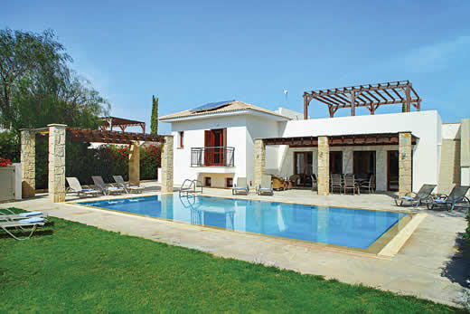 £2100.00 for Cyprus self catering holiday
