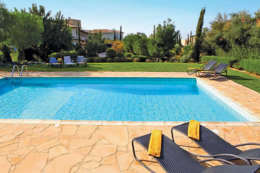 £1512.00 for Cyprus self catering holiday