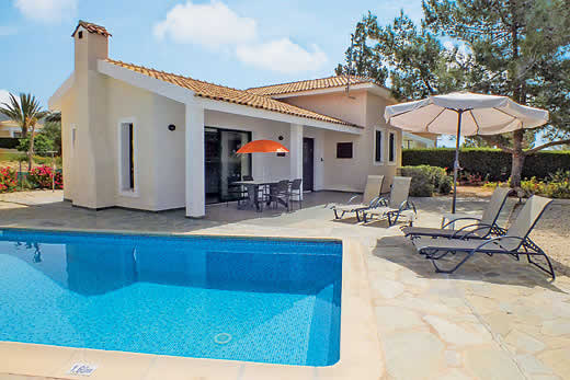 £454.00 for Cyprus self catering holiday
