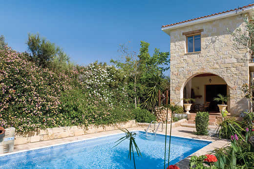 £610.00 for Cyprus self catering holiday