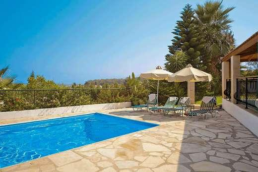 Holiday photo of Antigoni villa