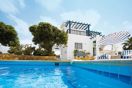 £297.00 for Cyprus self catering holiday villa