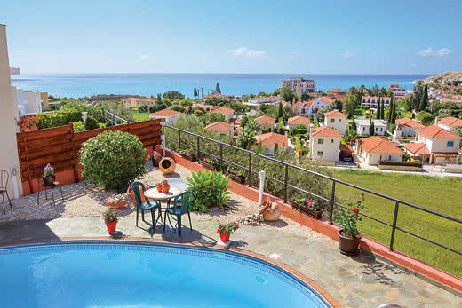£790.00 for Cyprus self catering holiday