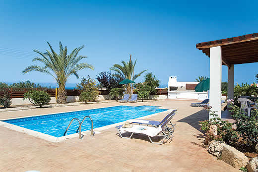 Holiday photo of Athina villa