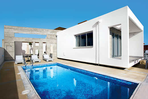 £1218.00 for Cyprus self catering holiday
