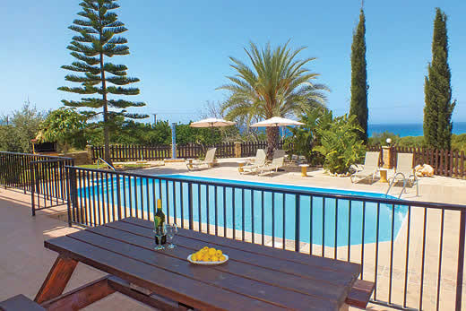 £327.00 for Cyprus self catering holiday