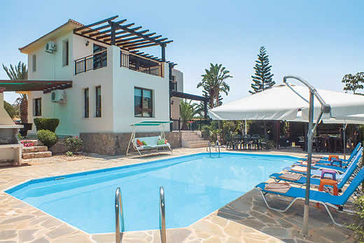 £682.00 for Cyprus self catering holiday