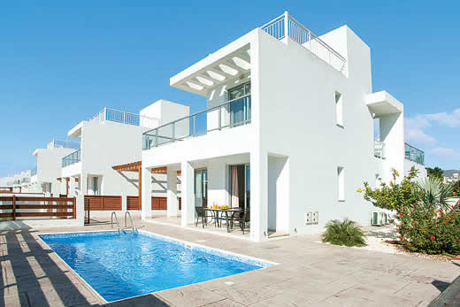 £860.00 for Cyprus self catering holiday