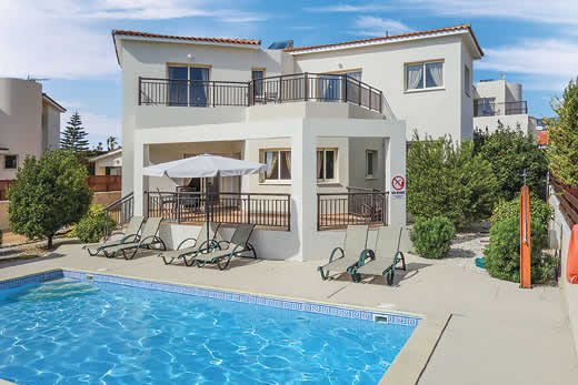 Holiday photo of Coralia Dream 8 villa