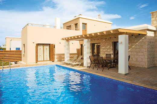 £338.00 for Cyprus self catering holiday villa