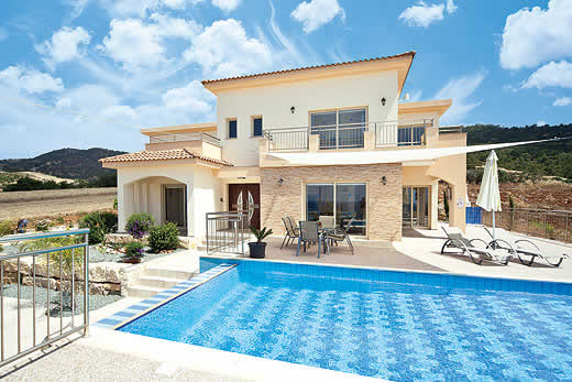 £1048.00 for Cyprus self catering holiday