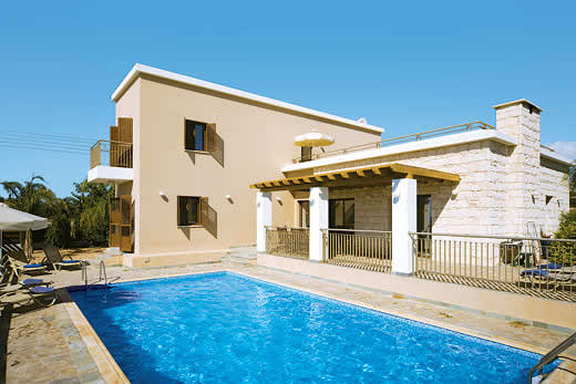 £391.00 for Cyprus self catering holiday