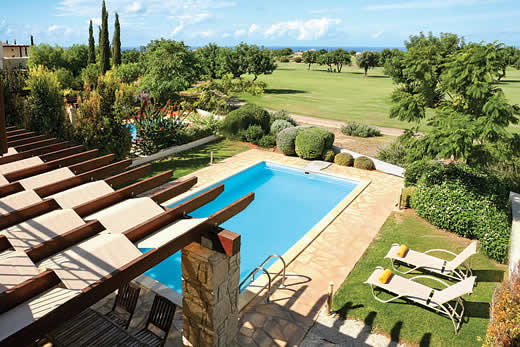 £1071.00 for Cyprus self catering holiday