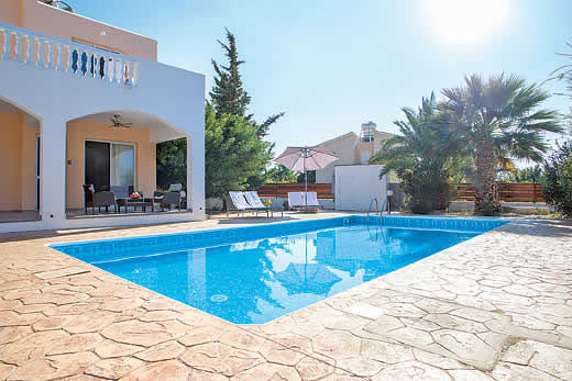 £306.00 for Cyprus self catering holiday