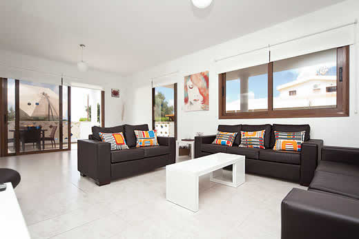 £613.00 for Cyprus self catering holiday