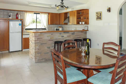 £475.00 for Cyprus self catering holiday
