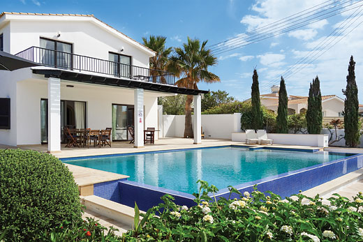 £349.00 for Cyprus self catering holiday villa