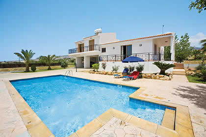 View villa holidays in Cyprus