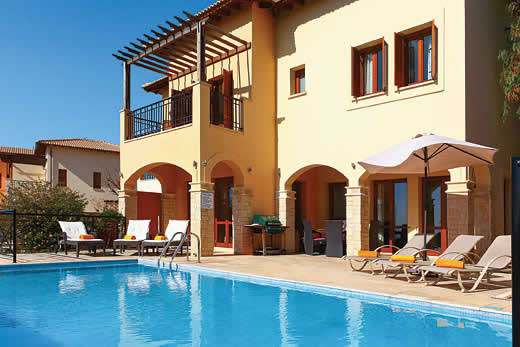 £1414.00 for Cyprus self catering holiday
