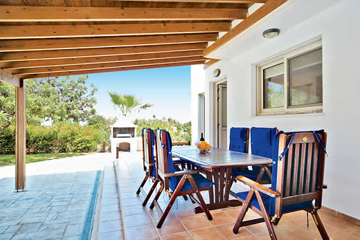 Enjoy a great self catering holiday villa in Cyprus