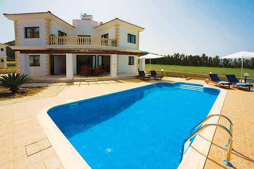 £1088.00 for Cyprus self catering holiday