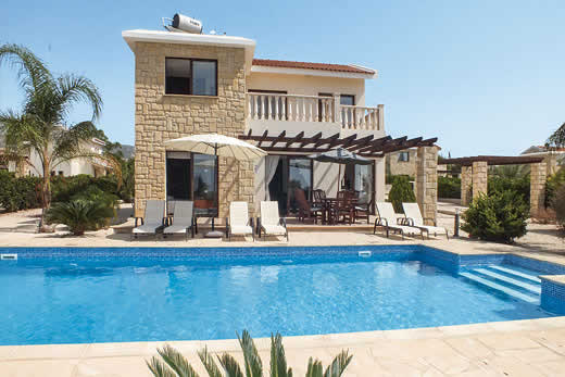 £560.00 for Cyprus self catering holiday