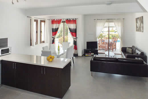 £624.00 for Cyprus self catering holiday