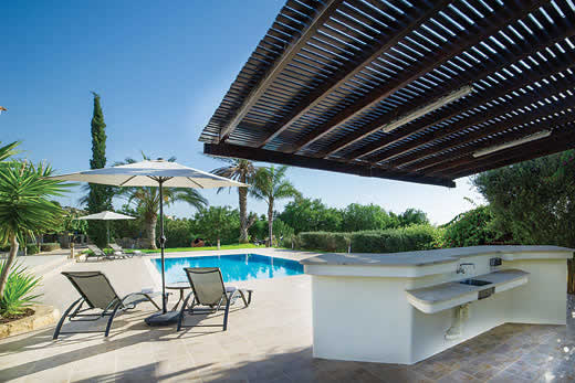£380.00 for Cyprus self catering holiday