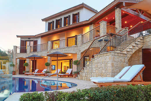 £5817.00 for Cyprus self catering holiday