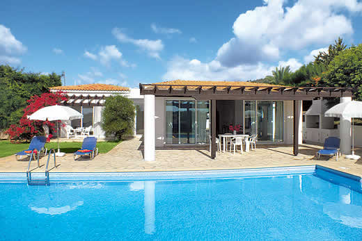 £634.00 for Cyprus self catering holiday