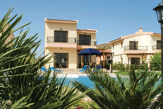 £1130.00 for Cyprus self catering holiday