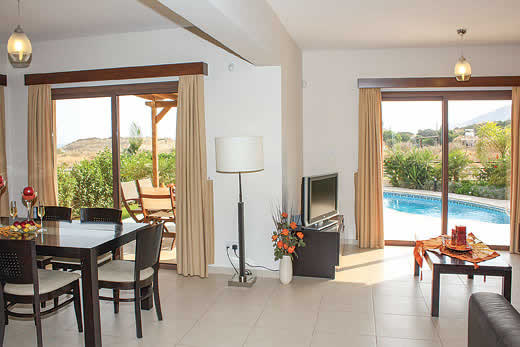 £1190.00 for Cyprus self catering holiday