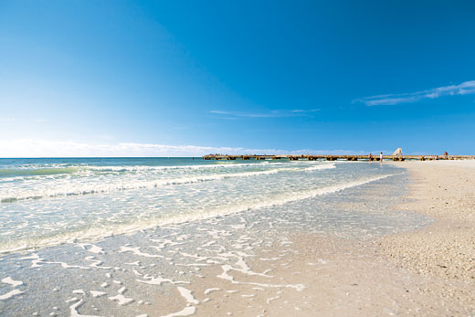 Gulf Coast - Florida a great place to enjoy a self catering holiday
