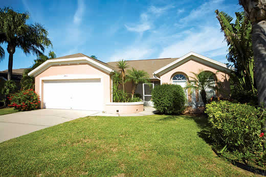 £1260.00 for Gulf Coast - Florida self catering holiday