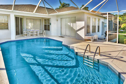 Enjoy a great self catering holiday in  Gulf Coast - Florida